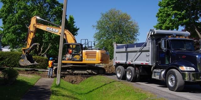 Sewer Lateral Repair